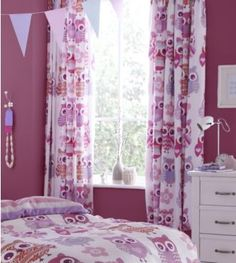 Buy Catherine Lansfield Curtains at Argos.co.uk - Your Online Shop for Home and garden.