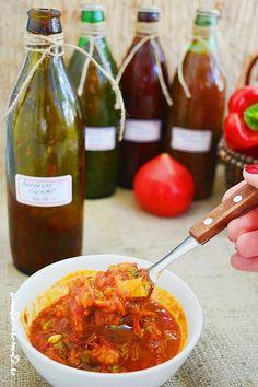 Zarzavat pentru ciorbe la sticlă Curry, Mexican, Ethnic Recipes, Food, Canning, Salads, Curries, Essen, Meals