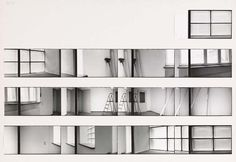 Tracing Space: Works by Dora Maurer