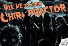 Hands on Health - Family Chiropractic - Happy Halloween