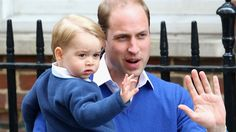 Prince William Absolutely Nails This Parenting Trick: Next time you see Will and George in public, take a closer look at how he interacts with his young son.
