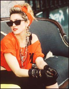 #Madonna. Desperately Seeking Susan. 1985