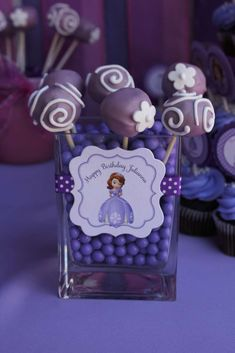 Princess Sofia Birthday Party Ideas | Photo 6 of 18 | Catch My Party
