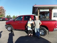 """""""we appreciate the fact that you helped us get the vehicle that we really wanted . Thank you for your excellence"""" -Amy M. Thanks Amy, and a BIG thanks from the Auto Group! We appreciate your continued business, and hope you and Patrick enjoy your new Dodge Ram 1500!"""