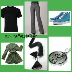 Nepeta Leijon themed outfit  #Homestuck #Fashion #Clothing