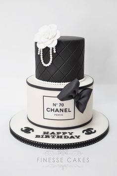 chanel cake (scheduled via http://www.tailwindapp.com?utm_source=pinterest&utm_medium=twpin)