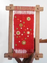 Telares-murales - Buscar con Google Textiles, Woven Wall Hanging, Tapestry Weaving, Fabric Art, Textile Art, Loom, Macrame, Hand Weaving, Decoupage