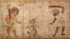 jikininki | Zealotry of Guerin: The Jikininki (Heian Period Scroll), Sonnet #169