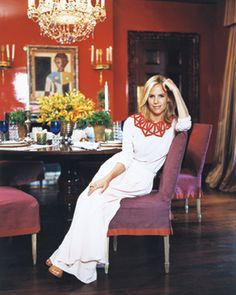 Tory Burch Dining Room