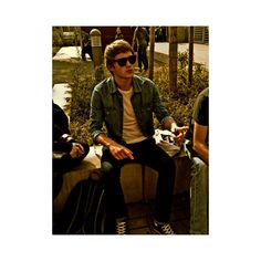 fuck yeah indie boys! ❤ liked on Polyvore