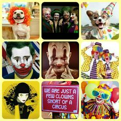 We are just a few clowns short of a circus