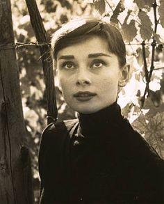 Audrey Hepburn by George Daniell, 1955 classic audrey, celebr galleri, beauti audrey, audrey hepburn, audreyhepburn, beauty, ray ban sunglasses, hair, jennifer lawrence