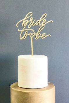 Fun, games, and don't forget the cake. Check out these bridal shower ideas.