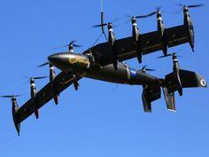 L'aereo del futuro per la Nasa: 10 motori elettrici