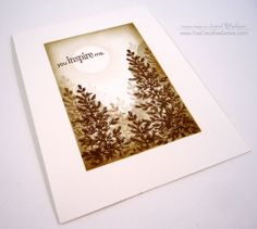 Lovely as a Tree One Sheet Card