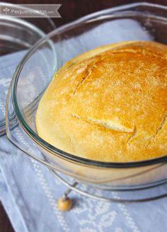 Cómo hacer pan: Aprende a hacer pan de forma fácil