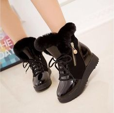 Buy Designer Winter Shoes - Ace Of Spades - Ace Of Spades Snow Boots – GemCoral