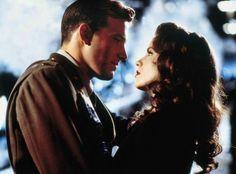 "Ben Affleck y Katie Beckinsale en ""Pearl Harbor"",..."