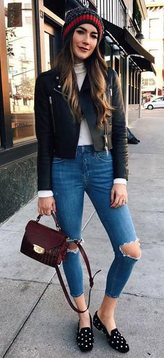 40 Genius Fall Outfit Ideas for Every Day of the Month 0aa269d5e2676