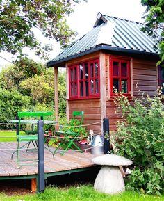 trailhouse exterior