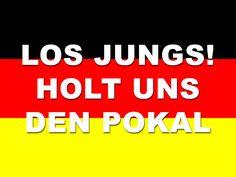 Deutschland bei der EM - Los holt euch den Pokal !!!