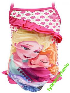 FROZEN kraina lodu 6 lat strój kąpielowy Elsa Anka Baby Car Seats, Elsa, Frozen, Lunch Box, Children, Bags, Fashion, Young Children, Handbags