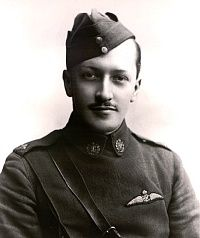 William Rhodes-Moorhouse was the first airman to the win the VC. He was of Māori descent, his grandmother being Otahui of Ngāti Ruanui. The 27-year-old was awarded the VC for his attack on a German rail junction in Belgium. Severely wounded during the raid, Rhodes-Moorhouse died the following day. Posthumously awarded the first Victoria Cross ever won in the Air. He left behind a baby son, who was to be killed in action flying for the RAF in the Battle of Britain during the Second World War.