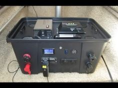 DIY Portable Solar Power Generator Part 1 - Wiring Schematic, Parts List, FAQ Sheet Provided This DIY 110 amp hour portable generator is designed to be powered by a solar panel and 2 AGM sealed batteries. The system includes a PWM solar. Generator Parts, Portable Generator, Battery Generator, Solar Powered Generator, Diy Generator, Portable Solar Power, Solar Energy System, Solar Energy For Home, Solar Panels For Home