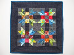 Modern Cozy: Mini Quilts