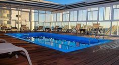 Hotel Baía De Monte Gordo Monte Gordo Hotel Baía offers modern accommodation less than 300 meters from Monte Gordo Beach and Monte Gordo Casino. It offers a solarium and nearby golfing facilities.