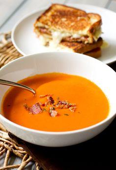 creamless creamy tomato soup 1