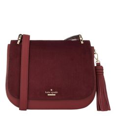 Daniels Drive Tressa Leather Bag from Kate Spade