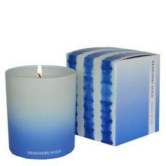 Indigo Spice Candle | Designers Guild @Pedroso&Osorio  www.pedrosoeosorio.com
