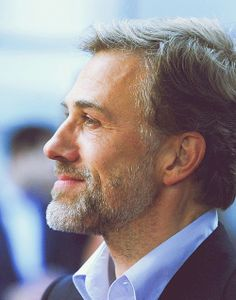 Christoph Waltz. Sorry I'm not sorry.