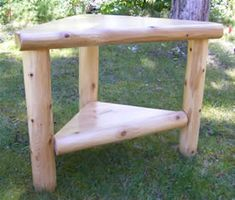 Clearwater Trading Company - Log Furniture