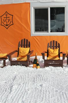 Nomad's Land: The Après Lounge at Montage Deer Valley | Montage Magazine