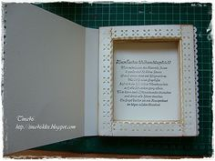 Stempeleinmaleins: Buchkarte - book card