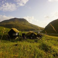Faroe Islands, Mountains, Nature, Restaurant, Travel, Autumn, Instagram, Fit, Naturaleza