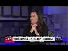 Habla la senadora Laura Rodríguez Machado