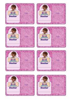 ID badge, add photo of ea child