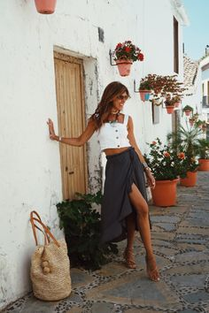 Summer In The South - Mytenida - StyleLovely Boho Look, Beautiful Sunset, Street Style, My Style, Summer, Outfits, Clothes, Trips, Outfit Ideas