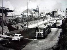 Parallelweg met LTM-lijnbussen