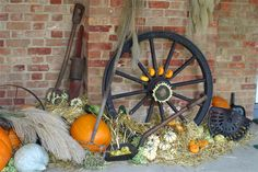 fall decorating pictures - Bing Images