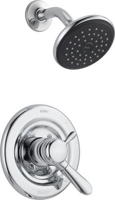 Lahara Series, Single Handle Shower Only Faucet, Trim Only at Menards $143