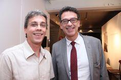 João Bandeira e Marcelo Araujo