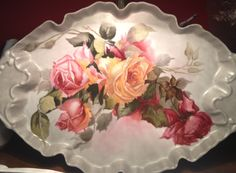 My work from old  decorative painting