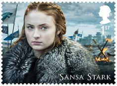 Sansa Stark   Read more: http://metro.co.uk/2018/01/03/stop-the-ravens-royal-mail-now-has-official-game-of-thrones-stamps-7197894/?ito=cbshare  Twitter: https://twitter.com/MetroUK | Facebook: https://www.facebook.com/MetroUK/. Stop the ravens! Royal Mail now has official Game Of Thrones stamps
