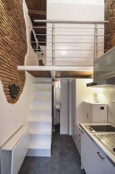 Pourriez-vous habiter un appartement si petit?