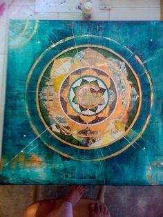 Art & Inspirational blog by artist Shelley Lane