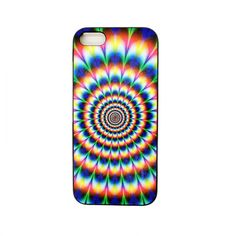 Psychedelic iphone 5 case, you could stare at this for hours!